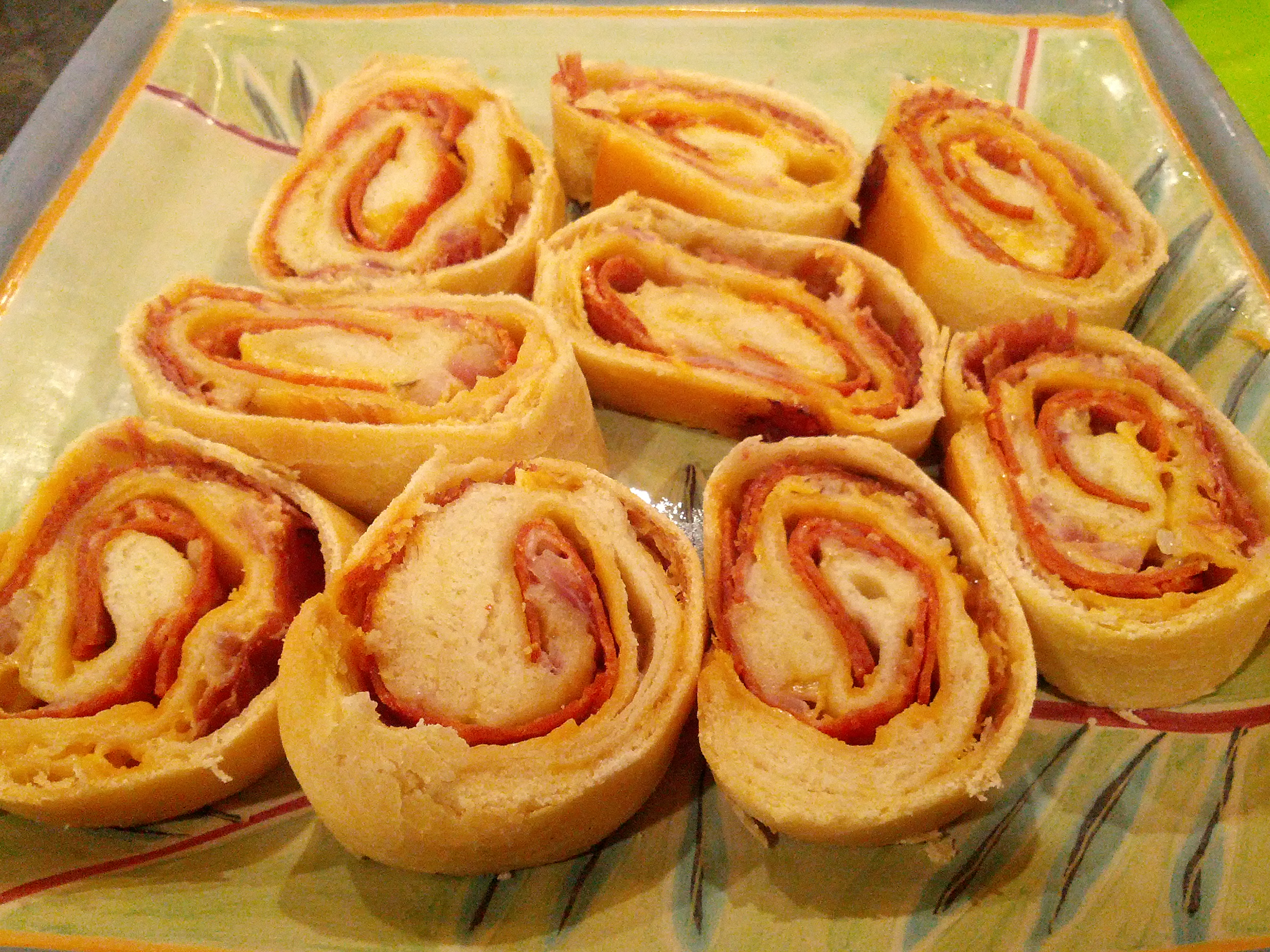 ... stuffed bread ready in 45 minutes pepperoni stuffed bread 1