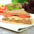 Low Fat Tuna Sandwich (Diabetic Option)