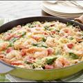 Shrimp & Pasta Formaggio