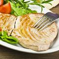 Tuna Steaks Glazed with Ginger, Lime, and Soy