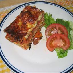 Teresa's Awesome Lasagna