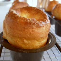 Popovers and Yorkshire Puddings recipes
