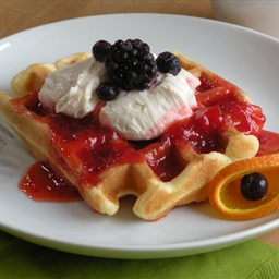 Waffles recipes