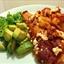 Authentic Vegetarian Enchiladas