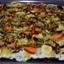 Banana Split Brownie Pizza