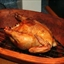 Barbecued Cornish Hen