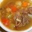 Beef, Vegetable & Barley Soup