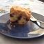 Blueberry Almond Sour Cream Coffeecake