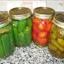 """Bottled Vinegar Peppers (by Carmela """"Cee"""" Stanco)"""