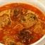 Cabbage Soup W/ Turkey Meatballs