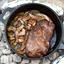 Campfire Flat Iron Steak