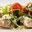Cheese Tortellini Salad with Sun-dried Tomato Vinaigrette