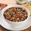 Chicken & Black Bean Chili with Corn