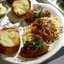 Chicken Linguine with Spicy Tomato Sauce