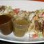 Chicken Tacos with Lime-Cilantro Crema