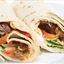 Chili-Rubbed Flank Steak Wraps