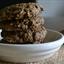 Chocolate, Ginger & Orange Oat Cookies