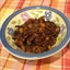 Chorizo with Lentils