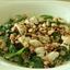 Coconut Chicken With Spinach - Candida Diet