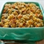 Cornbread Stuffing with Poblano Peppers