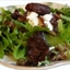 Date, Goat Cheese and Mesclun Salad