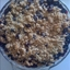 Easy Blueberry Crumble Pie