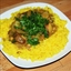 Easy Potato Curry with Coconut Milk And Chickpeas