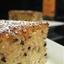 Eggless sesame seed cake