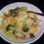 Farfalle with Broccoli, Chorizo and Squash