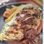 Grilled breast of chicken marsala