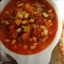 Hearty Tomato, Sausage and Bean Soup