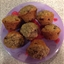 Hemp Kissed Blackberry Chia Muffins