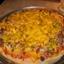 Hotdoxy Bacon Cheeseburger Pizza