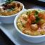Hummus Dip Two Ways - Regular and Sundried Tomato