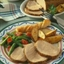 Italian Pork Roast with Roasted Potato Wedges
