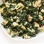Kale Salad with Roasted Parsnips and Cauliflower