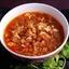 Lentil and Tomato Soup (Shawrabat 'Ada ma' Banadoora)