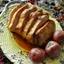 Loin of Pork with an Orange Marmalade and Cinnamon Apple Glaze