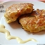 Low Carb Crab Cakes with Mustard Sauce