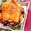 Ma Lipo's Apricot-glazed Turkey with Roasted Onion and Shallot Gravy