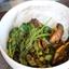 Make-Ahead Turmeric Mushroom Stir-Fry with Herbs and Vermicelli