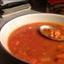 Navy Bean & Bacon Soup