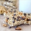 No-Bake Peanut Butter Pretzel Chocolate Chip Granola Bars