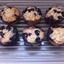 No Flour, No Sugar Blueberry Oatmeal Muffins