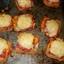 Pastrami Open Faced Minature sandwich appetizers