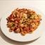 Orecchiette Pasta with Shrimp and Sun dried tomatoes