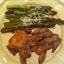 Parmesan Roasted Asparagus a la Barefoot Contessa