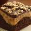 Peanut Butter Toffee Cheesecake Brownies