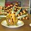 Pineapple Turkey Centerpiece Appetizer