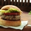 Pork and Apple Burger (turkey)
